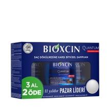 Bioxcin Quantum Kuru-Normal Saçlar İçin Şampuan (3Al 2 Öde)