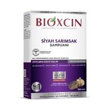 Bioxcin Saç Dökülmesine Karşı Siyah Sarımsak Şampuanı 300 Ml