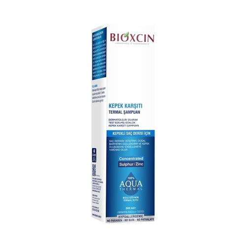 Bioxcin Aqua Thermal Kepek Karşıtı Şampuan 300 Ml