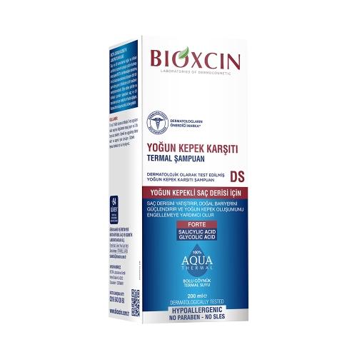 Bioxcin Aqua Thermal Yoğun Kepek Karşıtı Şampuan Ds 200 Ml