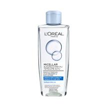 L'Oréal Paris Kusursuz Makyaj Temizleme Suyu Normalden Karmaya Hassas Ciltler İçin 200 Ml