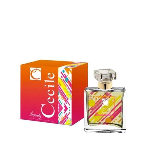 Cecile Lovely Edt 55 Ml