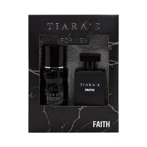 Tiara's Fait'h  Edt 100 Ml + Deodorant 150 Ml