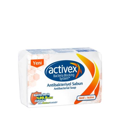 Activex Antibakteriyel Katı Sabun Aktif 80 Gr *4