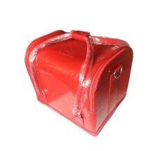 Tarko Lionesse Katlamalı Makyaj Çantası 365 Kırmızı