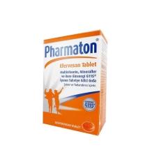 Pharmaton Efervesan 20 Tablet