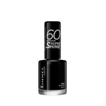 Rimmel 60 Seconds Super Shinenail Polish 7278 Black Out