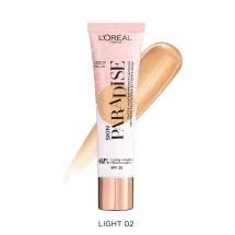 L'Oréal Paris Skin Paradise Su Bazlı Renkli Nemlendirici 02 Light
