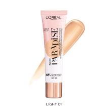 L'Oréal Paris Skin Paradise Su Bazlı Renkli Nemlendirici 01 Light