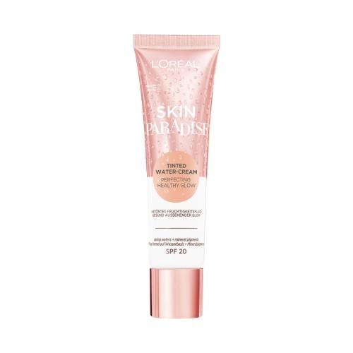 L'Oréal Paris Skin Paradise Su Bazlı Renkli Nemlendirici 01 Medium