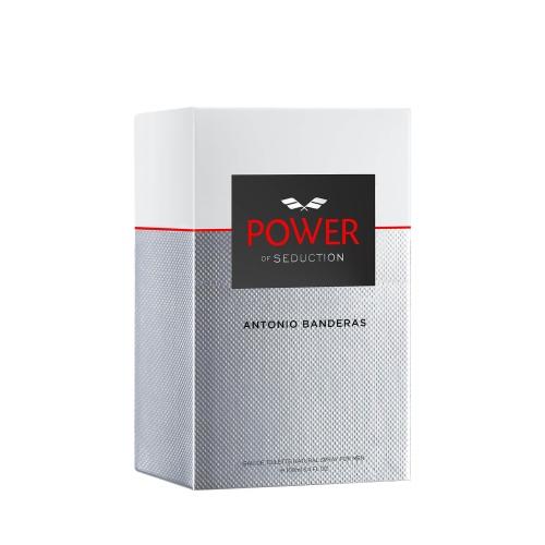 Antonio Banderas Power Of Seduction Men Edt 100 Ml