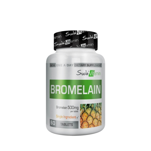 Suda Vitamins Bromelain 60 Tablet