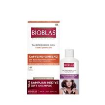 Bioblas Caffeine Şampuan 360 Ml + Collagen Şampuan 150 Ml