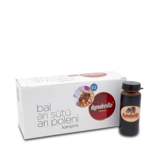 Dynabeille Arı Sütü+Bal+Polen Karışımı 10 Şişe (E-2)