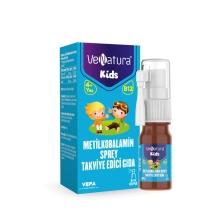 Venatura Kids B12 Metilkobalamin Sprey Takviye Edici Gıda 5 Ml