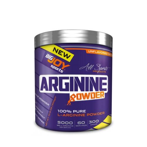 Big Joy Arginine Powder Aromasız 300 Gr