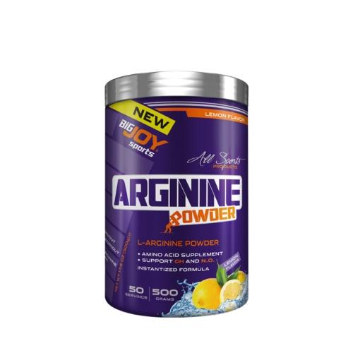 Big Joy Arginine Powder Limon 500 Gr