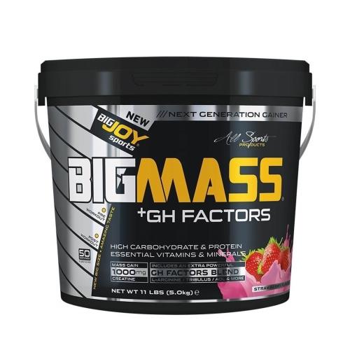 Big Joy Big Mass Gainer + Gh Factors Çilek 5000 Gr