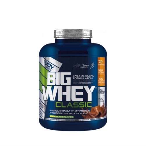 Big Joy Big Whey Protein Classic Çikolata 2376 Gr