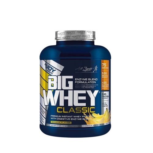Big Joy Big Whey Protein Classic Muz 2288 Gr