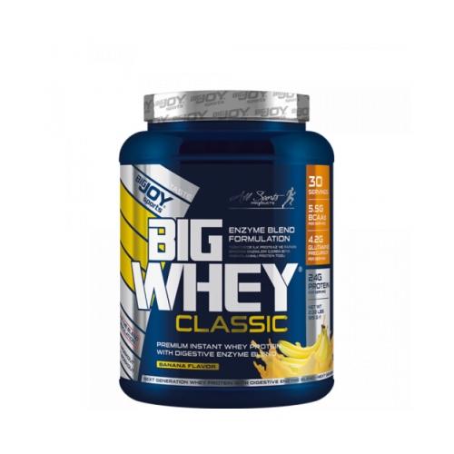 Big Joy Big Whey Protein Classic Muz 915 Gr
