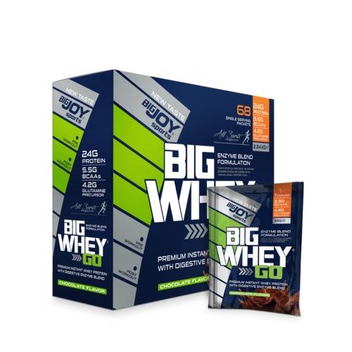 Big Joy Big Whey Go Çikolata 33 Gr X 68 Adet