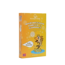 Norwegian Omega-3 Gummies Kids (Çiğnenebilir Balık Yağı) 30 Kapsül