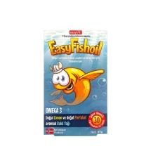 EasyFishoil Omega 3 Çiğnenebilir Jel Tablet 30 Adet