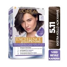 L'Oréal Paris Excellence Cool Creme 5-11 Ekstra Küllü Açık Kahve