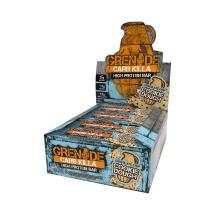 Grenade Carb Killa Protein Bar - Çikolata Parçacıklı Kurabiye 60 Gr *12 Adet