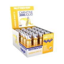 Nutrever L-Carnitine 3000 Liquid Limon 60 Ml*20 Ampul