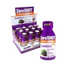 Zeroshot 3000 Mg + Plus Sambucus Kan Portakalı 60 Ml*12 Adet