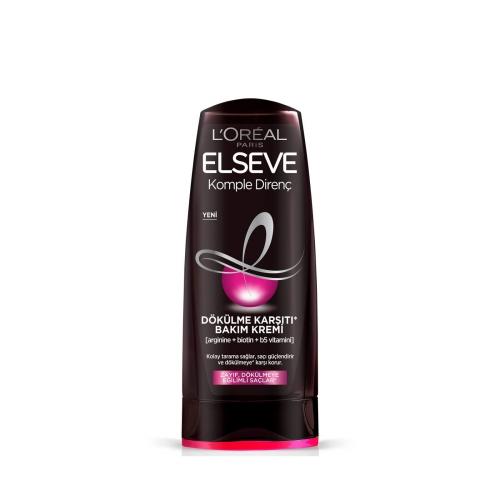L'Oréal Paris Elseve Komple Direnç Dökülme Karşıtı Bakım Kremi 360 Ml
