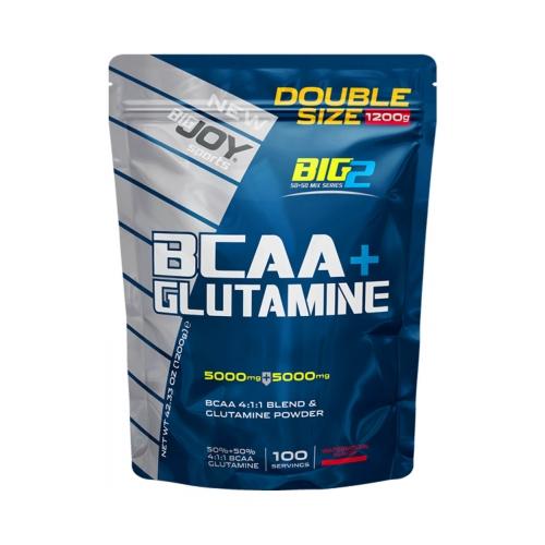 Big2 Bcaa + Glutamine Double Size Karpuz 1200 Gr 100 Servis