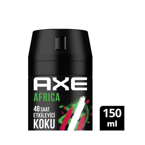 Axe Deodorant Africa 150 Ml