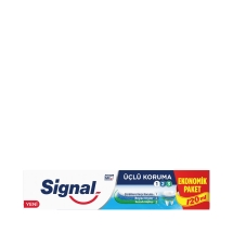 Signal Diş Macunu Üçlü Koruma 120 Ml