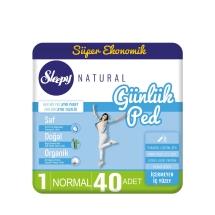 Sleepy Natural Günlük Ped Normal 40 Adet