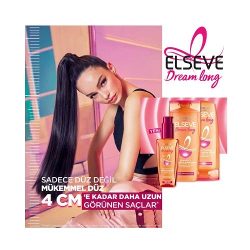 L'Oréal Paris Elseve Dream Long Mükemmel Düz Pürüzsüzleştirici Serum 100 Ml