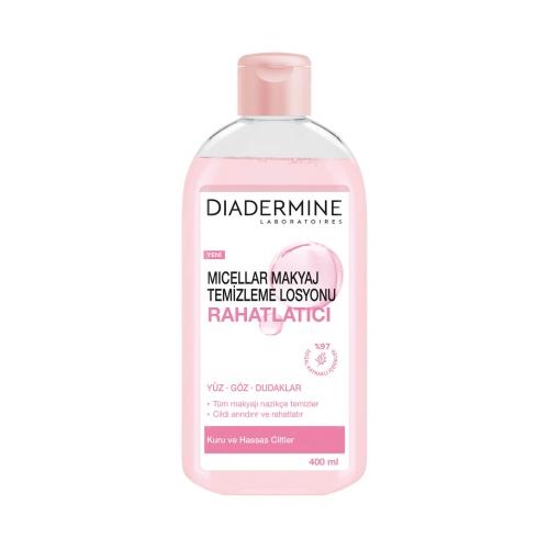 Diadermine Micellar Makyaj Temizleme Losyonu Rahatlatıcı 400 Ml