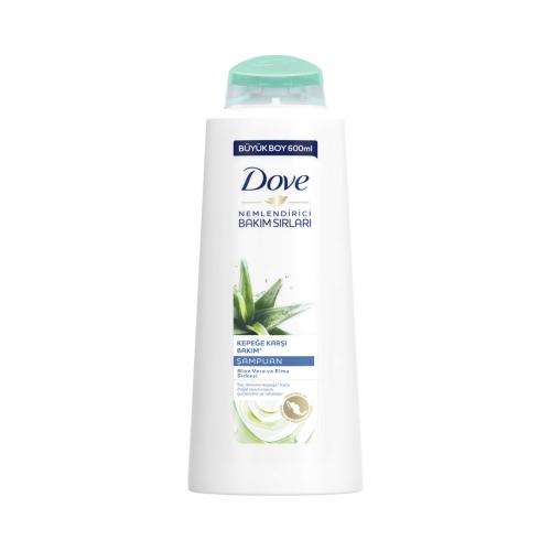 Dove Şampuan 600 Ml Kepeğe Karşı Bakım