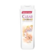 Clear Şampuan 600 Ml Kadın Kil Terapisi