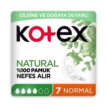 Kotex Natural Ultra Tekli Paket Normal 8'li