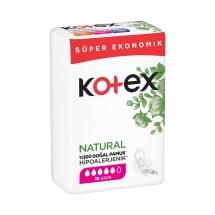 Kotex Natural Ultra Süper Eko.Paket Uzun 18'li