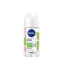 Nivea Deodorant Roll-On Naturally Good Doğal Yeşil Çay Özleri Kadın 50 Ml
