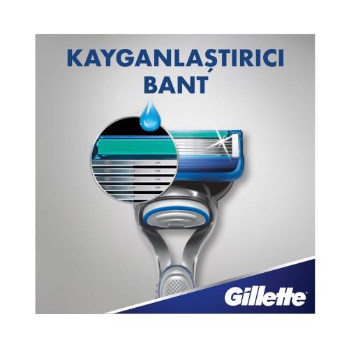 Gillette Fusion5 Start Tıraş Makinesi+Yedek Bıçak 1'li