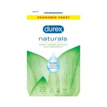 Durex Naturals 20'li