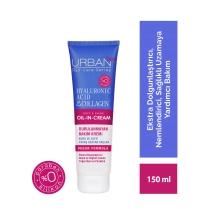 Urban Care Hyaluronic Acid&Collagen Sülfatsız Durulanmayan Saç Bakım Kremi 150 Ml