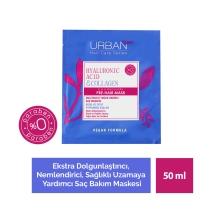 Urban Care Hyaluronic Acid&Collagen Sülfatsız Duş Öncesi Saç Bakım Maskesi 50 Ml