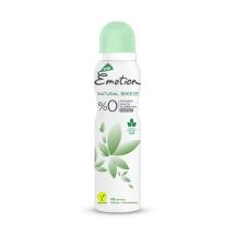 Emotion Deodorant Natural Breeze 150 Ml
