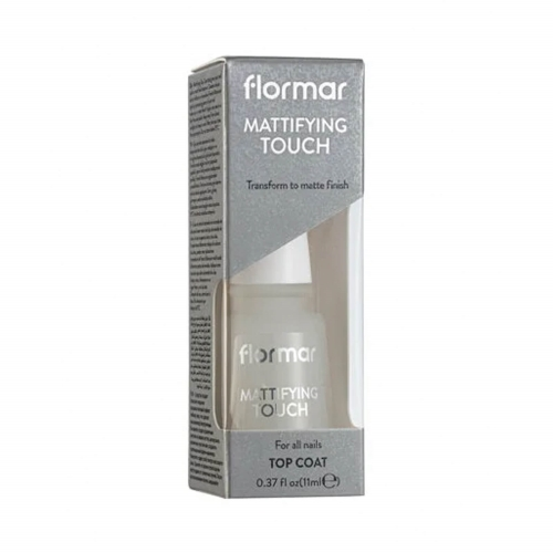 Flormar Mattifying Touch Redesign / Mat Oje Cilası